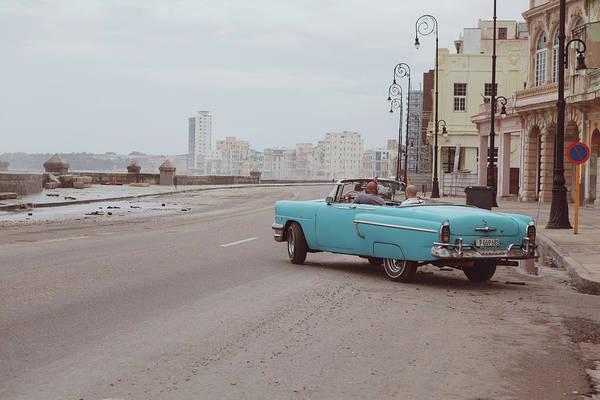 Las Wall Art - Photograph - Malecon De La Habana. by Giacomo Bruno