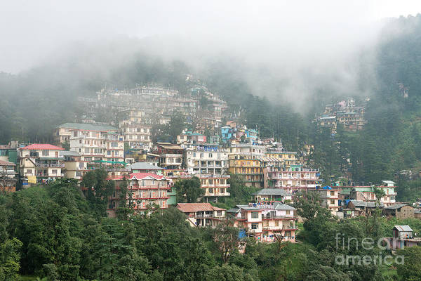 Photograph - Maleod Ganj Of Dharamsala by Yew Kwang