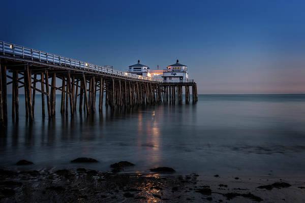 Matador Photograph - Malibu Beach Sunset by Jenniferphotographyimaging