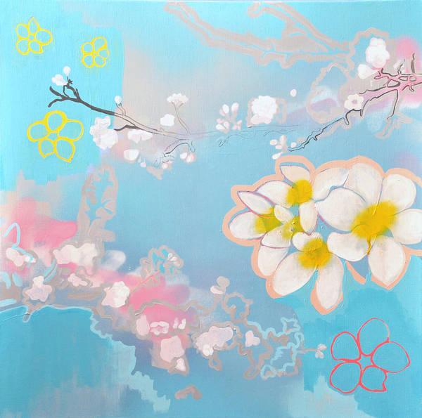 Wall Art - Painting - Malus Coronaria by Jennifer Walker