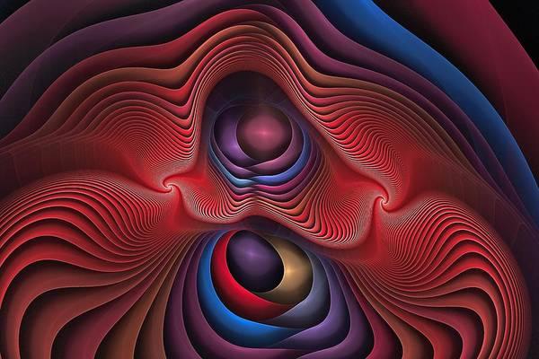 Digital Art - Mambo  by Doug Morgan