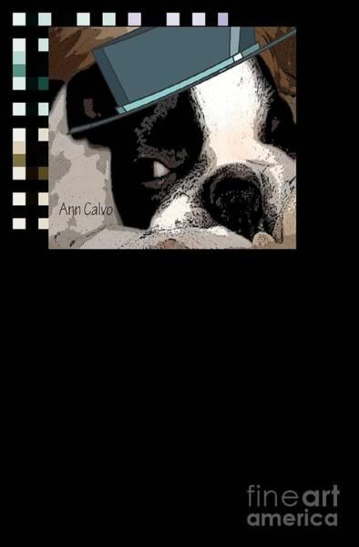 Digital Art - Mamia Mia by Ann Calvo