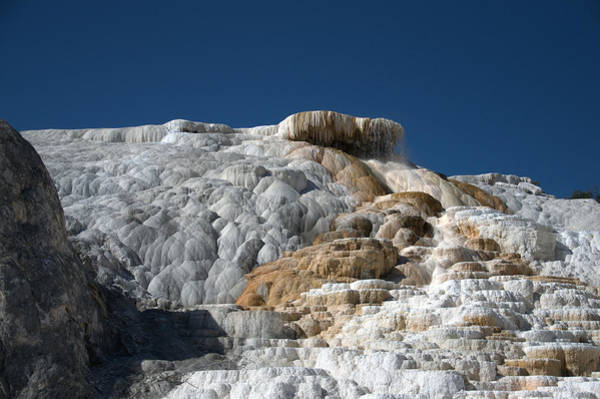 Photograph - Mammoth Hot Springs 2 by Frank Madia