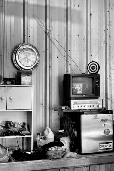Photograph - Man Cave by Trever Miller