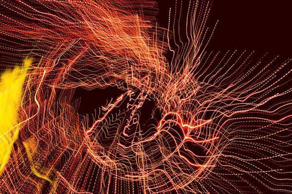 Digital Art - Man Move 0052 by David Davies
