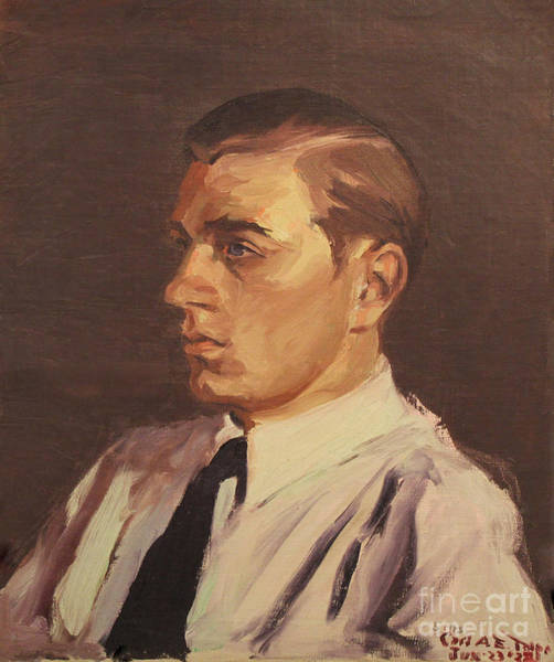 Painting - Man Of 1922 by Art By Tolpo Collection
