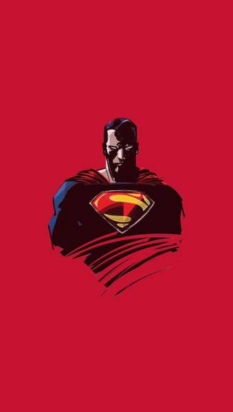 Man Of Steel Wall Art - Digital Art - Man Of Steel - Bust by Brand A