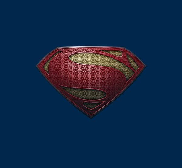 Man Of Steel Wall Art - Digital Art - Man Of Steel - Mos Shield by Brand A
