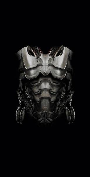 Man Of Steel Wall Art - Digital Art - Man Of Steel - Zod Armor by Brand A