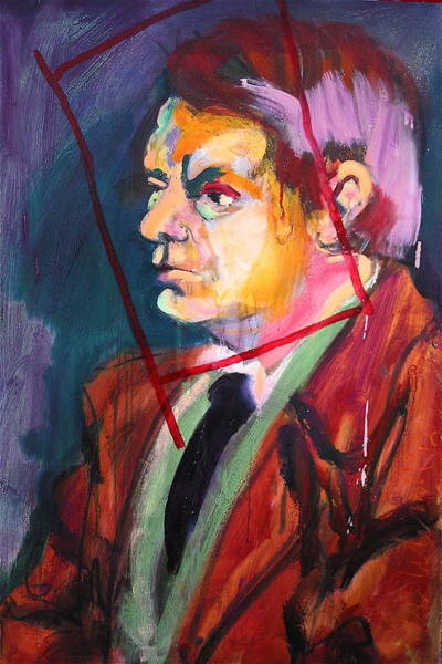 Man Ray's Picasso Art Print