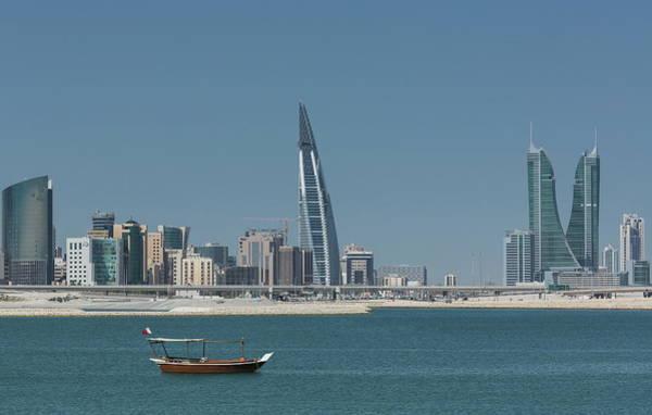 Bahrain Photograph - Manama, Bahrain, Middle East by Angelo Cavalli / Robertharding