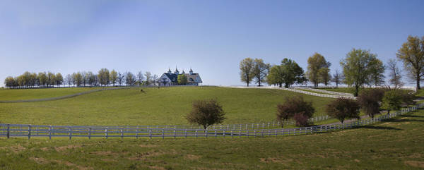 Photograph - Manchester Horse Farm by Jack R Perry