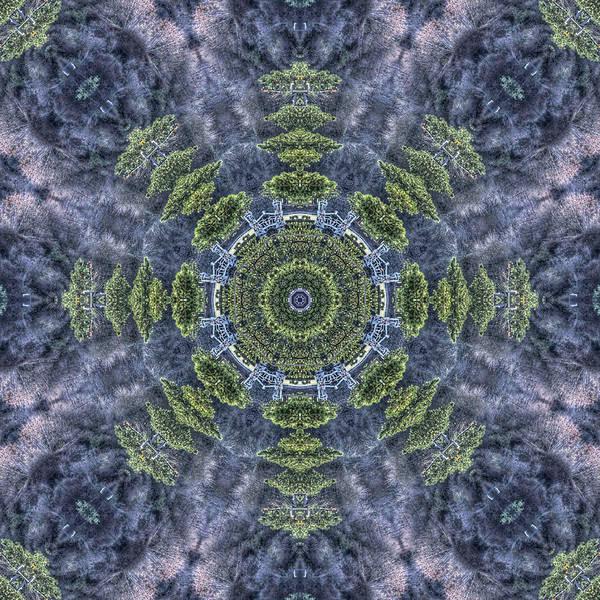 Mandala41 Art Print