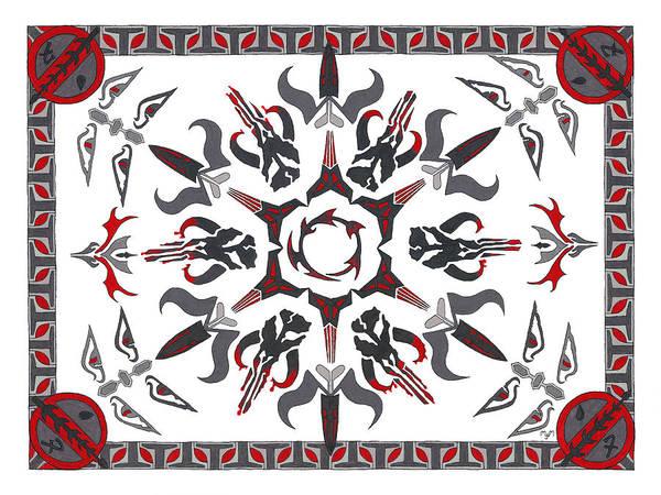 Mando'ade Darasuum Art Print