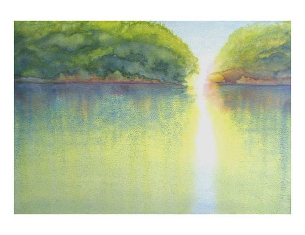 Painting - Mangrove Light by Peter Senesac