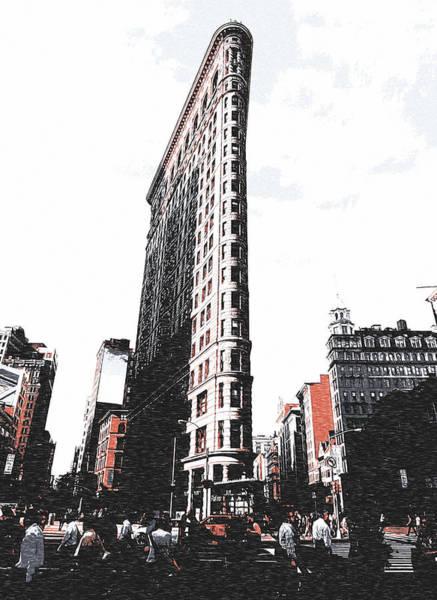 Photograph - Manhattan - Flatiron Art by Richard Reeve