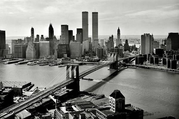 Wall Art - Photograph - Manhattan 1978 by Benjamin Yeager