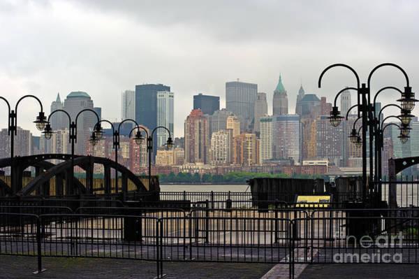 Photograph - Manhattan Calls  by Ray Warren