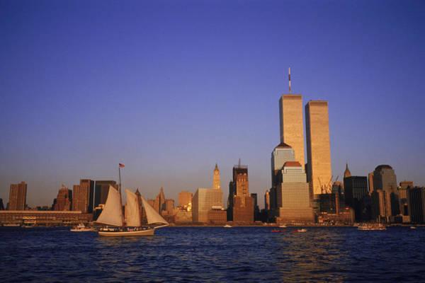September 11 Attacks Photograph - Manhattan, Nyc, Ny Usa by Jose Azel