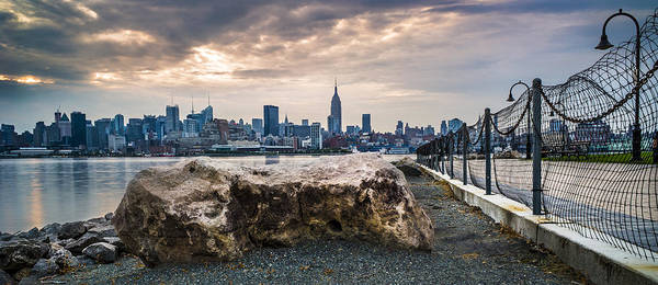 Wall Art - Photograph - Manhattan Over The Hudson by Chris Halford