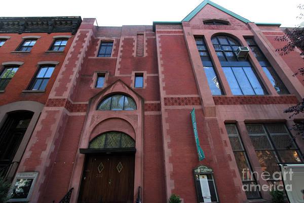Photograph - Manhattan Seventh-day Adventist Church by Steven Spak