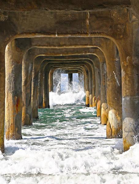 Photograph - Manhattan Surf by Michael Hope