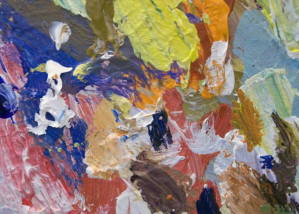 Abstract Expressionism Wall Art - Painting - Manhattan Waltz by David Lloyd Glover