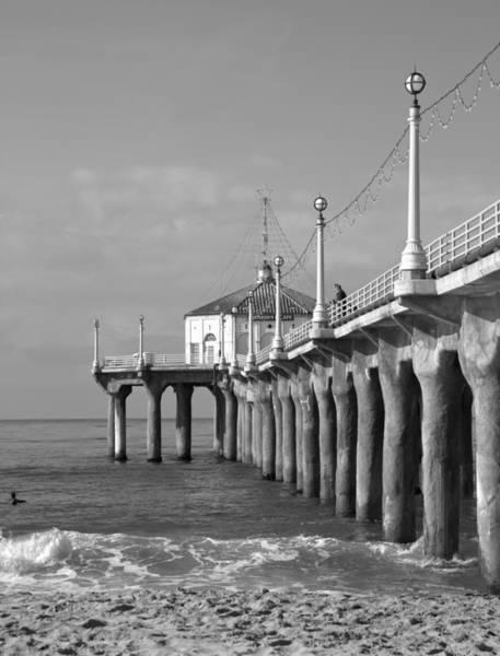 Photograph - Manhatten Pier Sunday Morning by Michael Hope