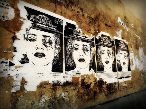 Photograph - Manifesti by Micki Findlay