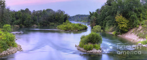 Manistee Photograph - Manistee River At Dawn by Twenty Two North Photography