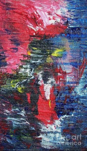 Conceptualism Painting - Manitu by Dmitry Kazakov
