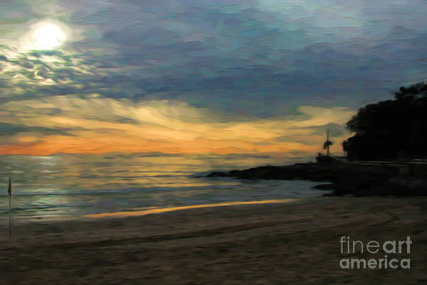 Wall Art - Photograph - Manly Sunrise by Sheila Smart Fine Art Photography
