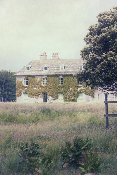 English Countryside Photograph - Mansion by Joana Kruse