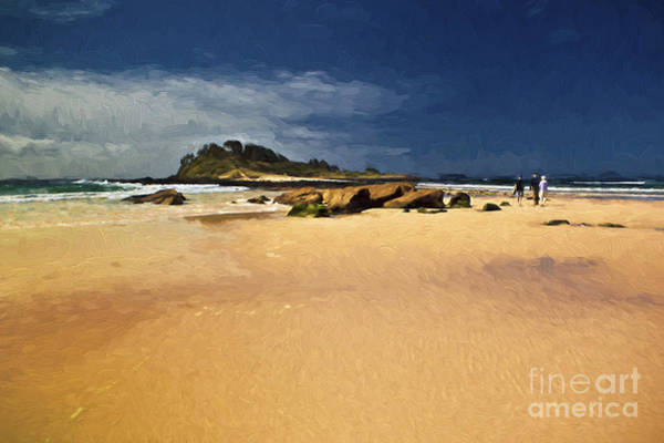 Wall Art - Photograph - Manyana Beach by Sheila Smart Fine Art Photography