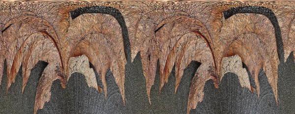Wall Art - Digital Art - Maple Leaf Unleashed by Tim Allen