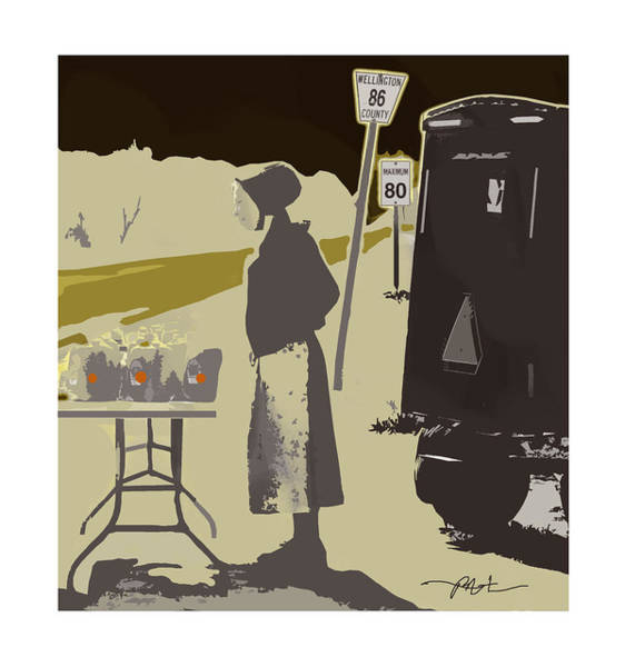 Syrup Digital Art - Maple Syrup For Sale by Bob Salo
