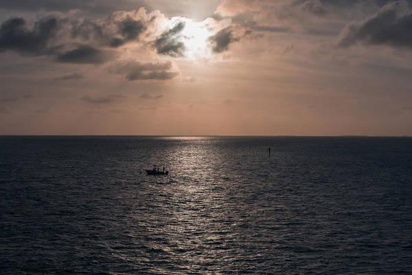 Flagler Photograph - Marathon Sunset by John M Bailey