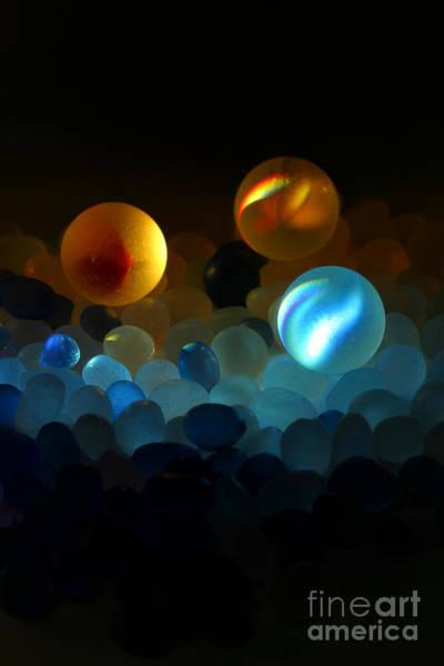 Photograph - Marble-2 by Tad Kanazaki