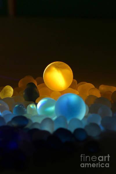Photograph - Marble-3 by Tad Kanazaki