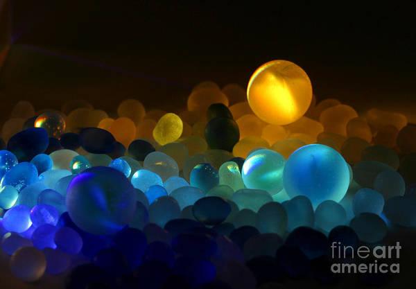 Photograph - Marble-4 by Tad Kanazaki