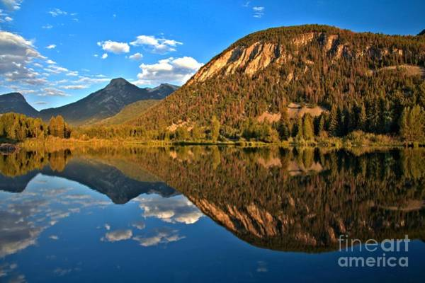Photograph - Marble Colorado Fishing Lake by Adam Jewell