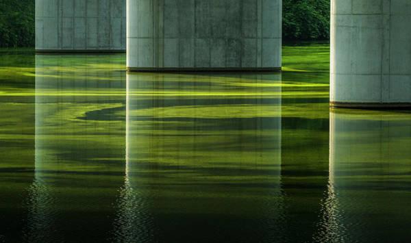 Pillars Wall Art - Photograph - Marble Green by Tsuneya Fujii