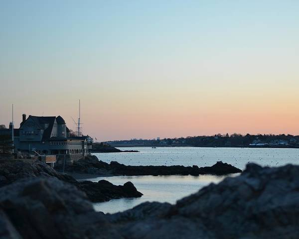 Photograph - Marblehead At Dusk Chandler Hovey Park by Toby McGuire