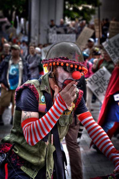 Photograph - March Against Monsanto - Seattle Washington by David Patterson