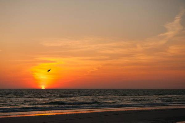 Photograph - Marco Sunset by Keith Swango