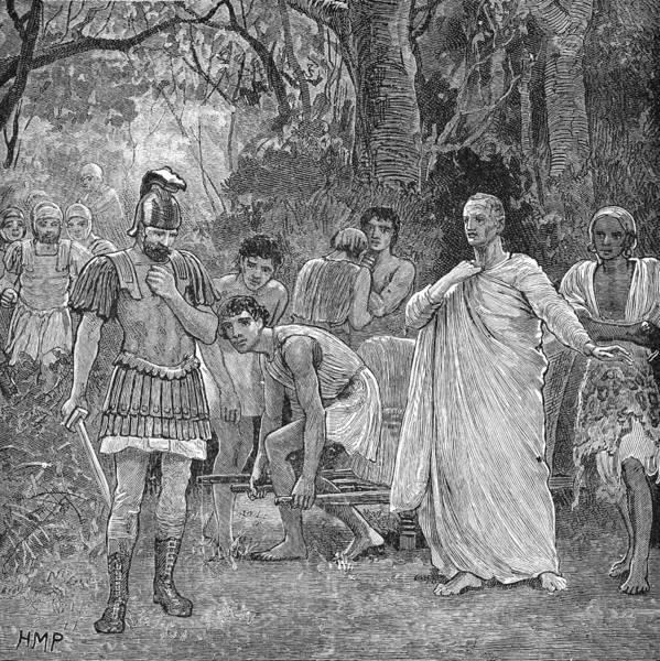 Wall Art - Painting - Marcus Tullius Cicero(106-43 B by Granger