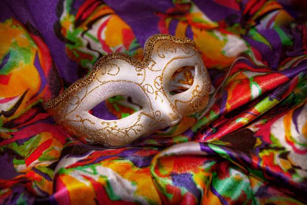 Photograph - Mardi Gras - Celebrating Mardi Gras  by Mike Savad