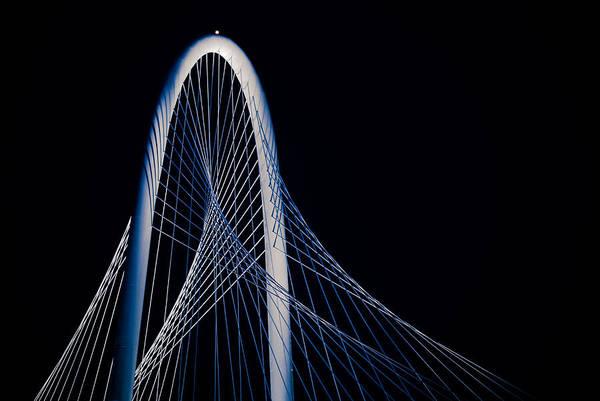 Photograph - Margaret Hunt Hill Bridge by Darryl Dalton