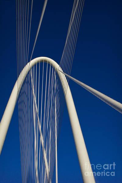 Photograph - Margaret Hunt Hill Bridge by Elena Nosyreva