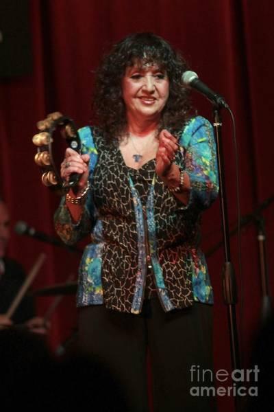 Folk Singer Photograph - Maria Muldaur by Concert Photos